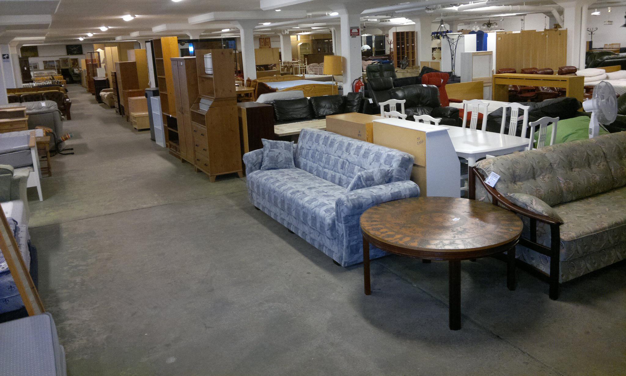 Begagnade möbler malmö