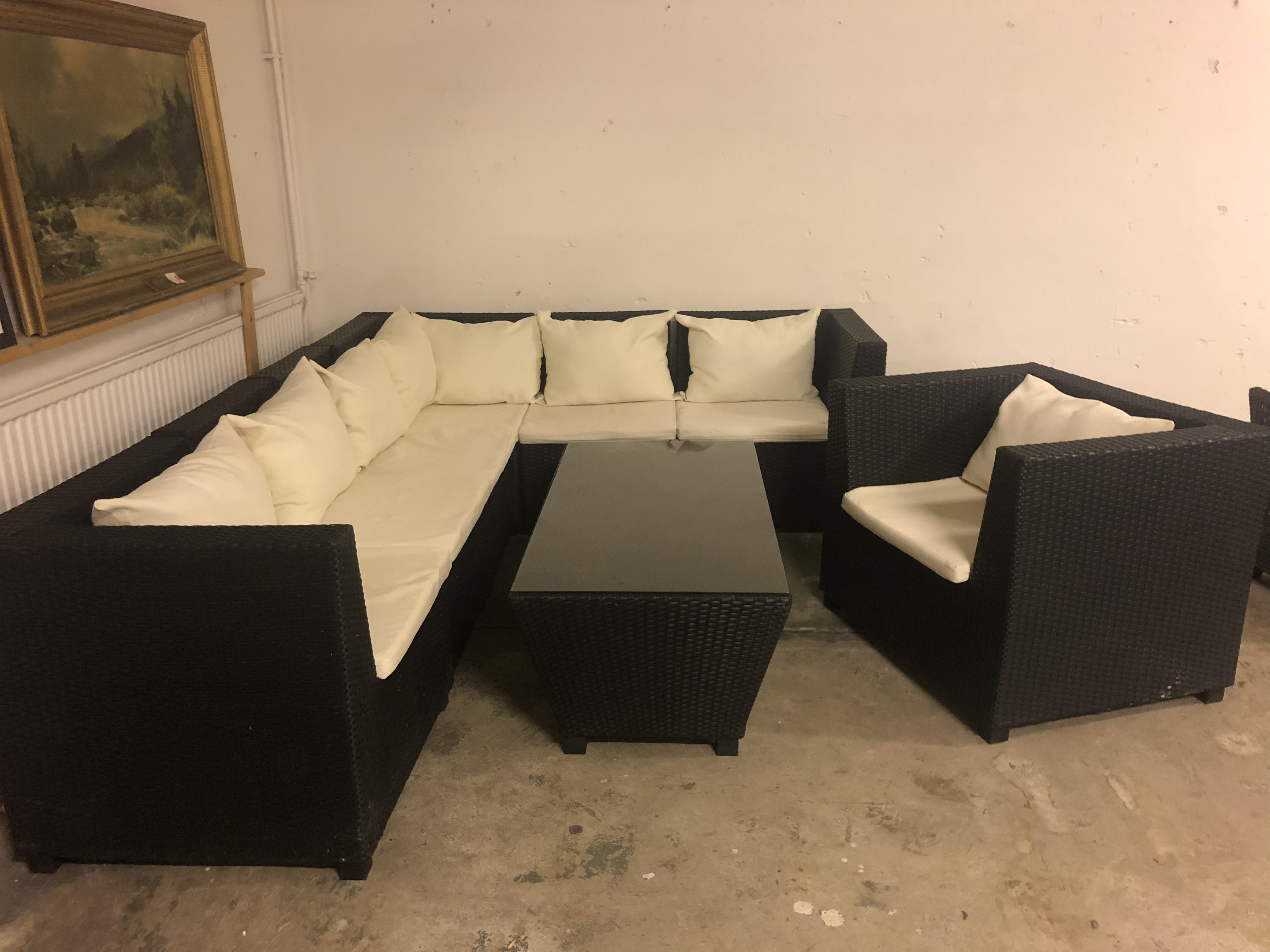 begagnade möbler lund