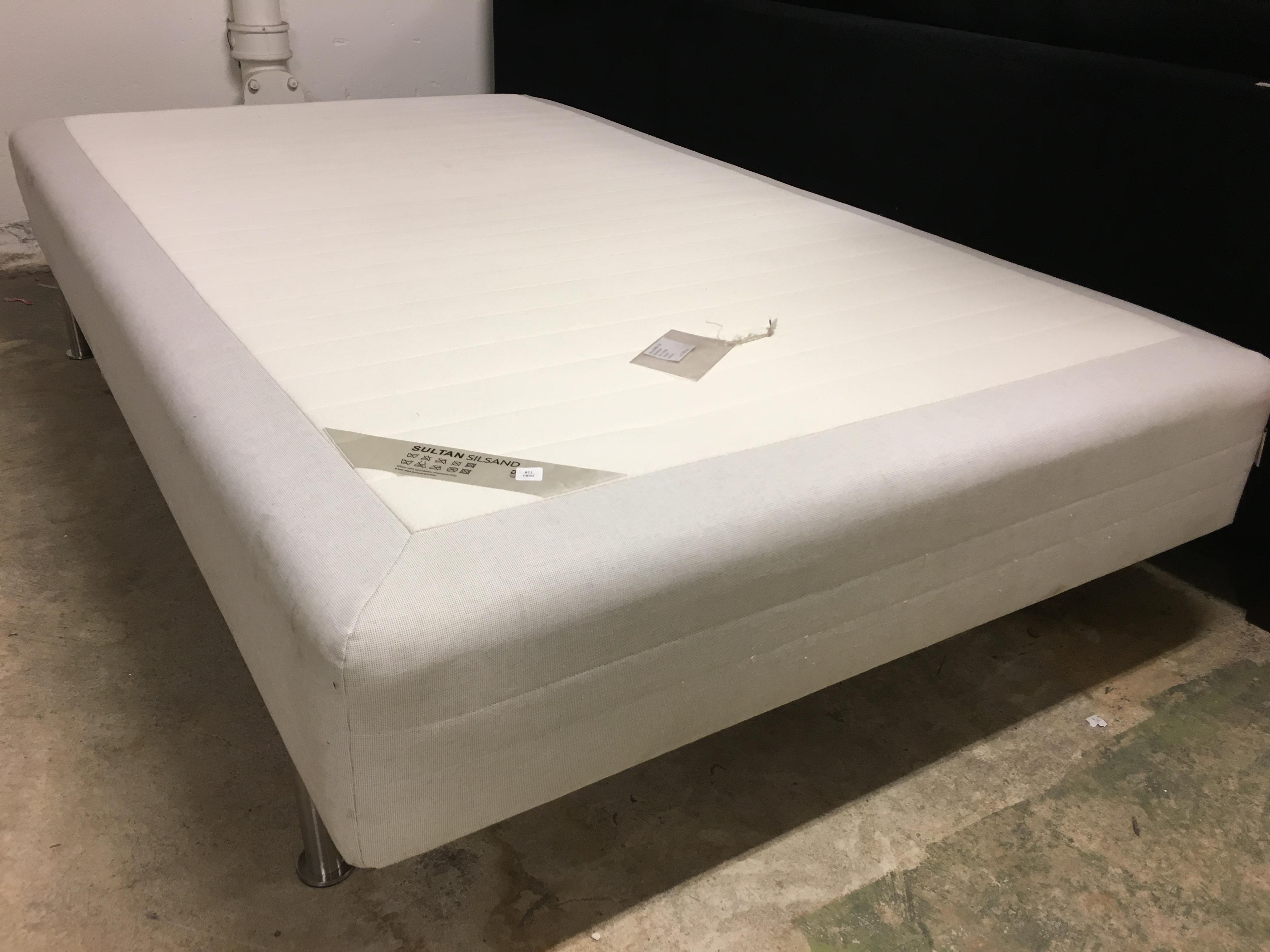 ikea säng silsand