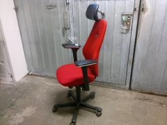 Skrivbordsstol