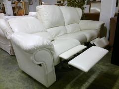 Soffa med recliners