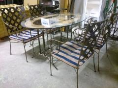 Matbord + 4st stolar