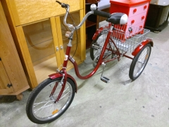 Cykel 3-hjuling