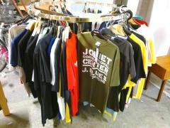 2st t-shirts Oanvända