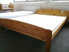 Sängram + madrasser