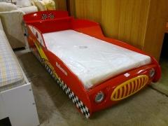 Bil-säng (ram)