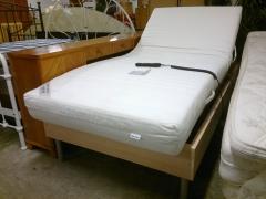 Elektrisk ställbar sängram