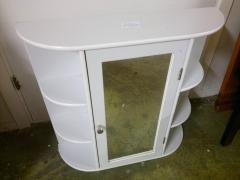 Toalettskåp