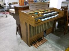 El-orgel