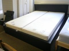 Sängram + 1st sängbord