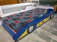 Bil-säng + madrass