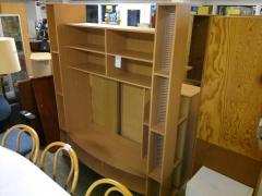 Tv-bokhylla