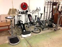 Nyinkomna träningsmaskiner!