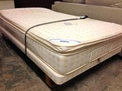 Elektrisk ställbar säng
